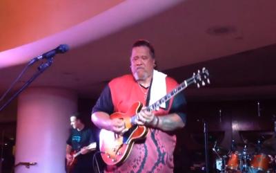 Willie K – Maui Scene 8/15